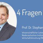 Forscher und Wissenschaftler Dr. Stephan Thomsen von der Leibniz-Universität untersuchen die Wirksamkeit des Social-Media-Einsatzes für die Gewaltprävention.